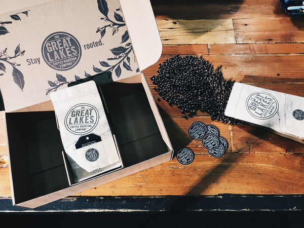 Coffee Of The Month Subscription Box - Single Bag