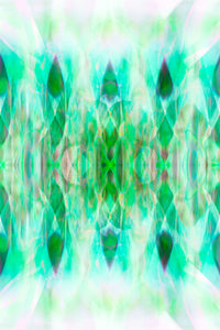 Spring green art, Good Vibrations