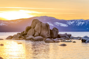 Golden Hour, Lake Tahoe