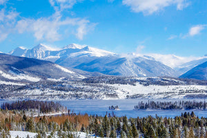 Lake Dillon Colorado Photography