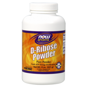 D-Ribose Powder, 8 Oz.