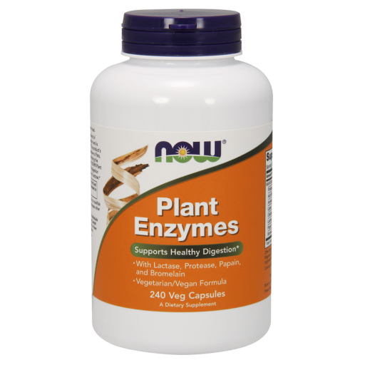 Plant Enzymes, 240 Veg Capsules