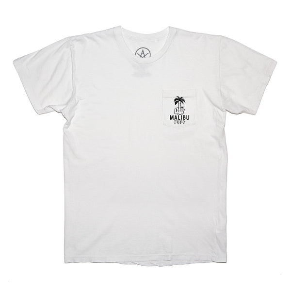 FUFC Palm pocket tee