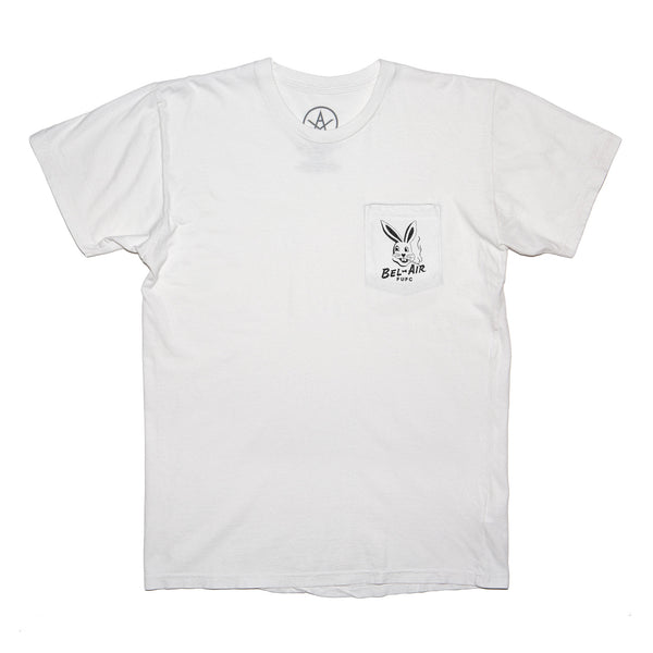 Bel Air Bunny pocket tee