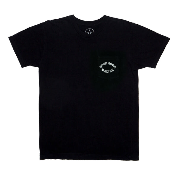 Doom Room pocket tee