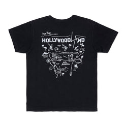 HOLLYWOODLAND POCKET TEE