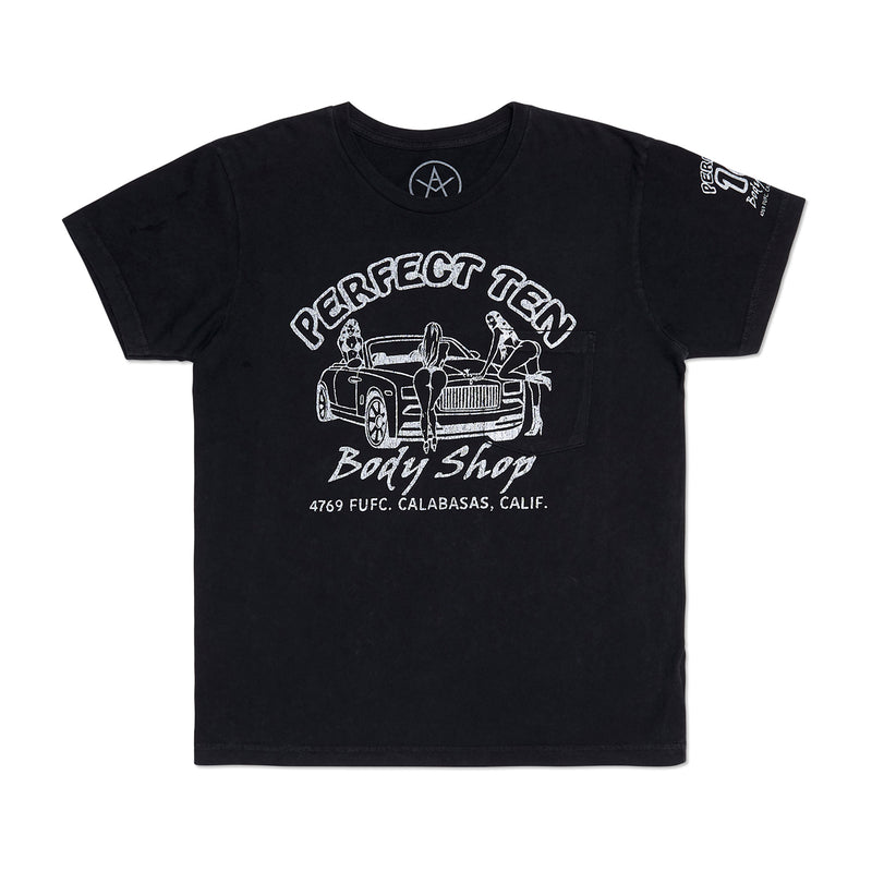 BODY SHOP POCKET TEE