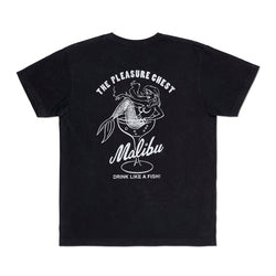 Pleasure Chest Pocket Tee Black