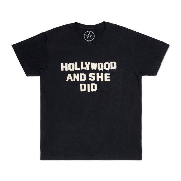 Holly Did It Pocket Tee
