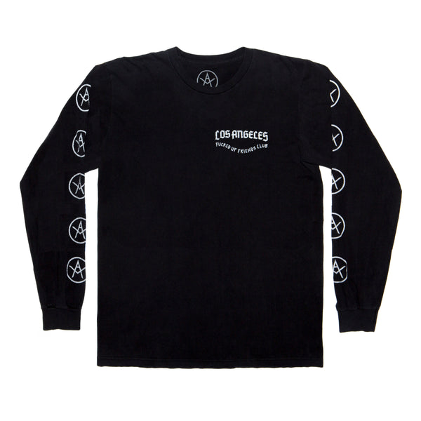 LA Crest long sleeve tee