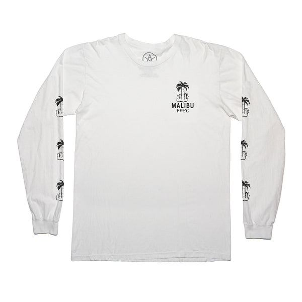 FUFC Palm long sleeve tee