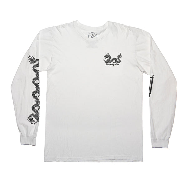 China Town long sleeve tee