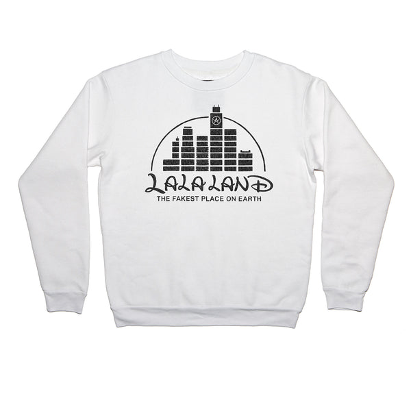 La La Land crew neck fleece
