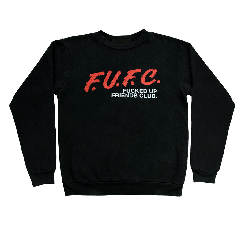 Insane crew neck fleece