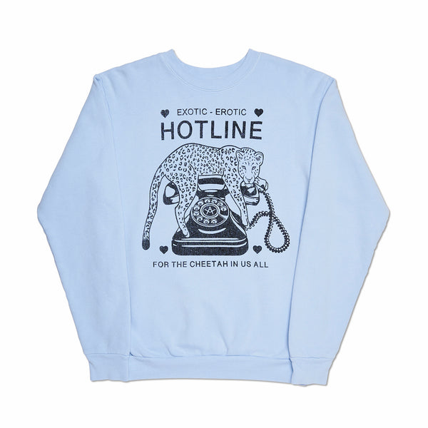 Hotline Crew Neck Fleece
