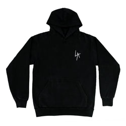 LA Slash heavy weight pullover emb