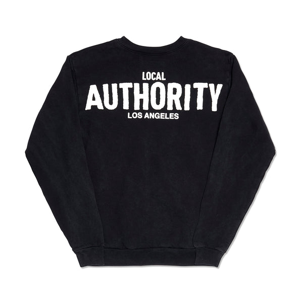 LA Local Crew Neck Fleece