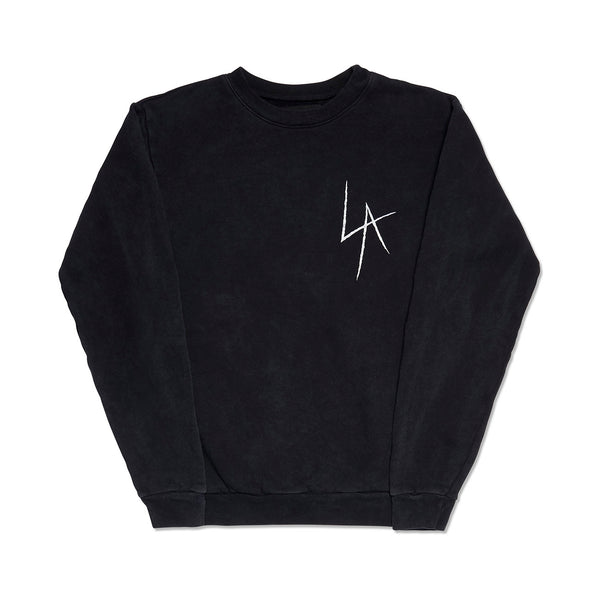 LA Mouse Crew Neck Fleece