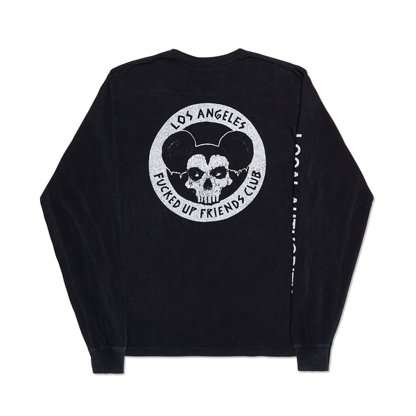 LA Mouse Long Sleeve Pocket Tee