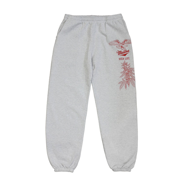 MALIBU HIGH LIFE FLEECE PANT