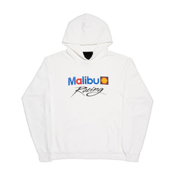 MALIBU RACING HOODED FLEECE