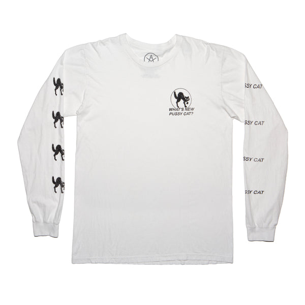 Pussy Cat long sleeve tee