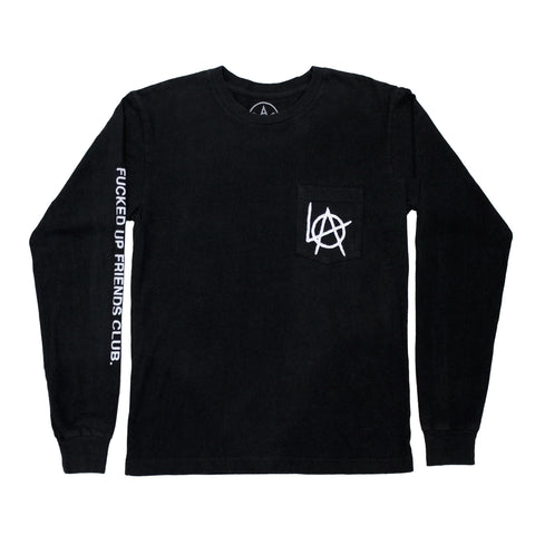 Anti Authority long sleeve tee