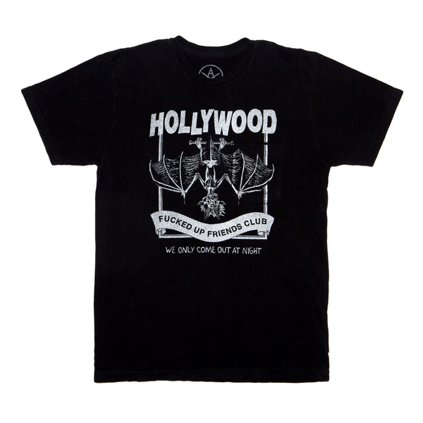 Hollywood FUFC pocket tee