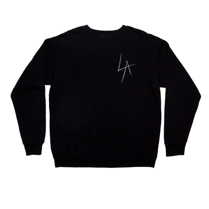 Bad Company crew neck fleece