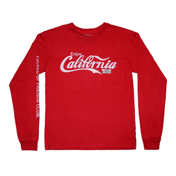 Cali Blade long sleeve tee