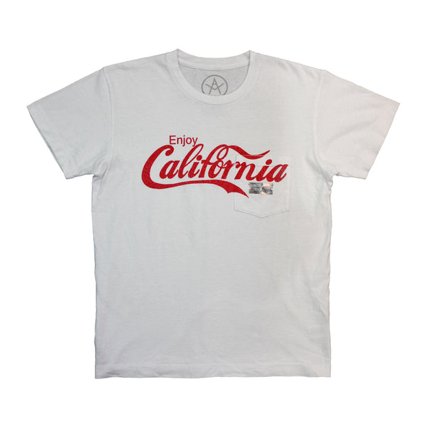 Cali Blade pocket tee