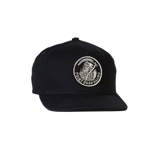 Point Doom patch hat
