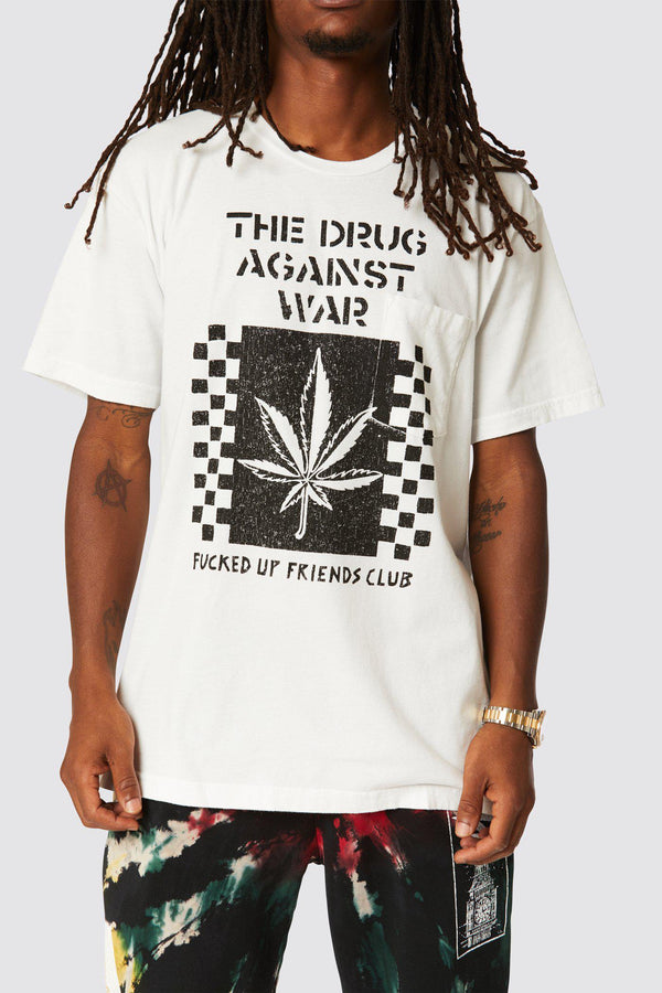 Peace Herb Pocket Tee