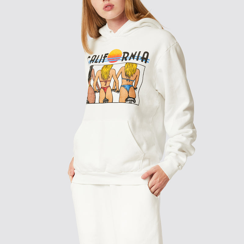 Ridin Dirty Fleece Hoodie