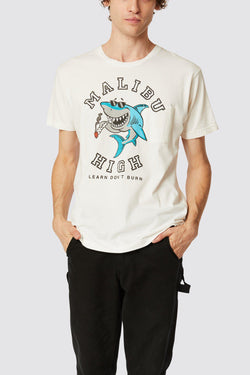 MALIBU HIGH POCKET TEE