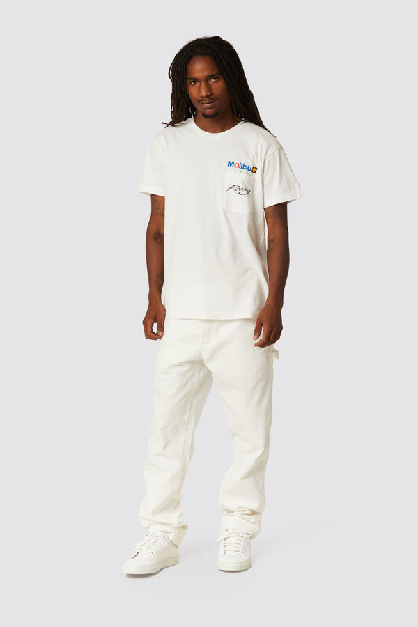 MALIBU RACING POCKET TEE