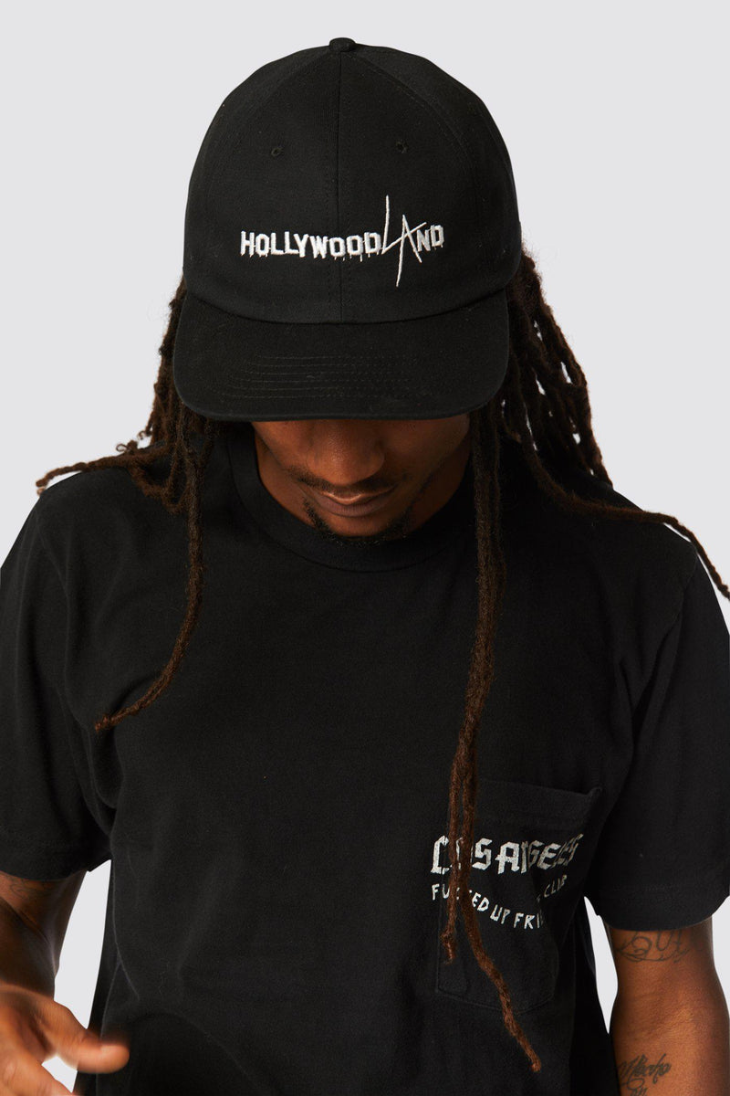 HOLLYWOODLAND SNAPBACK HAT