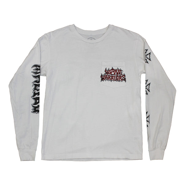 Warrior long sleeve tee