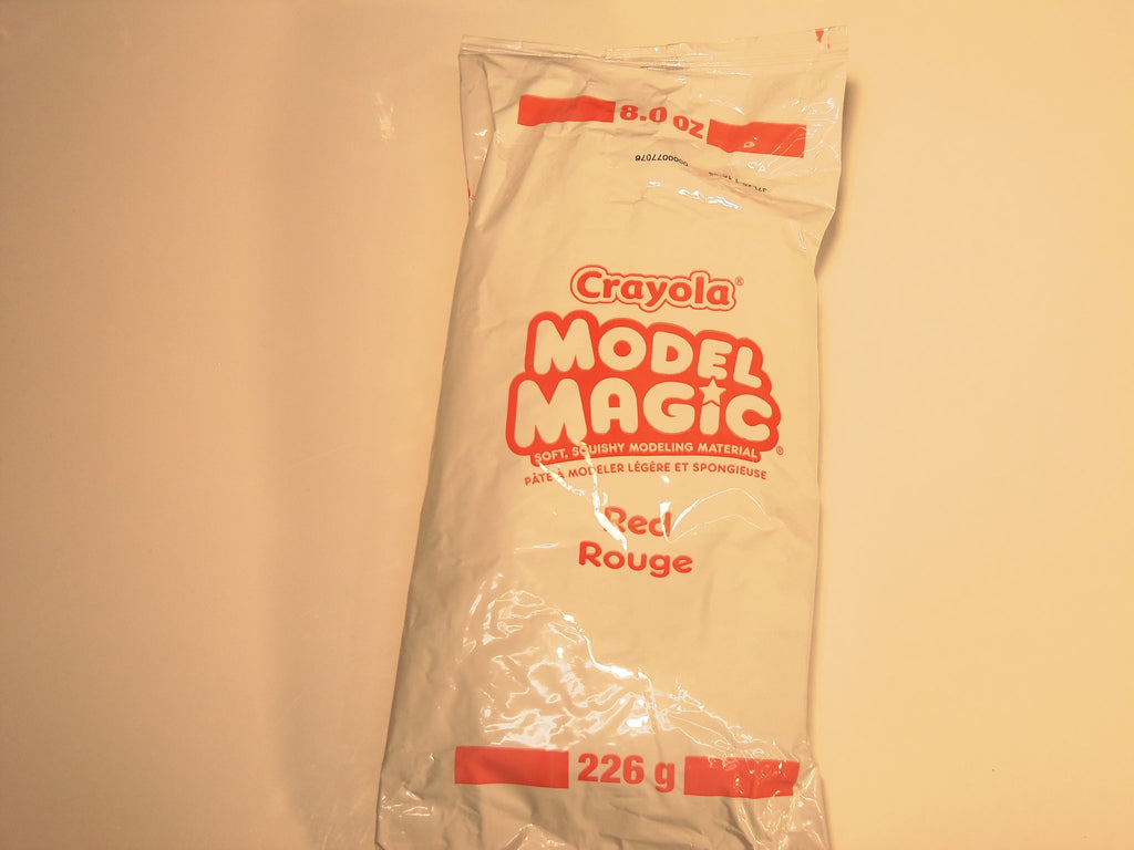 Crayola Model Magic Clay 8 oz (half pound) Bricks