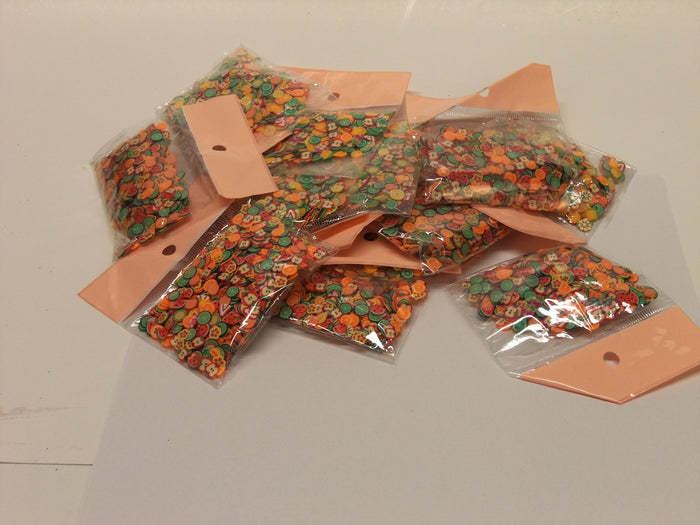 Fimo Slices bag of 1000