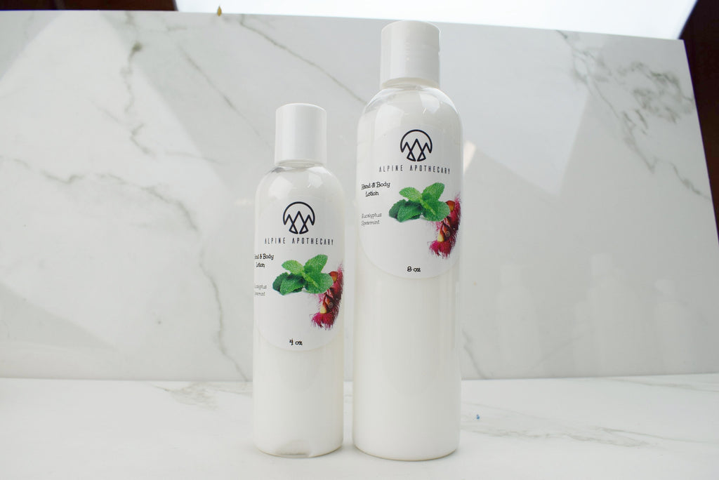 Scented Hand and Body Lotion
