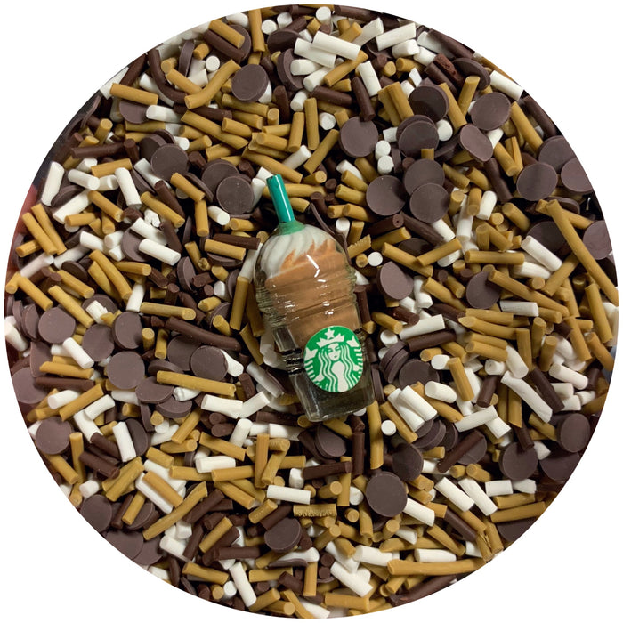 S'mores Frappe Faux Sprinkle Mix
