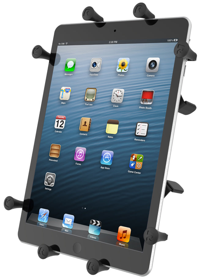 "1"" X-GRIP TABLET HOLDER - The Grease Monkeys"