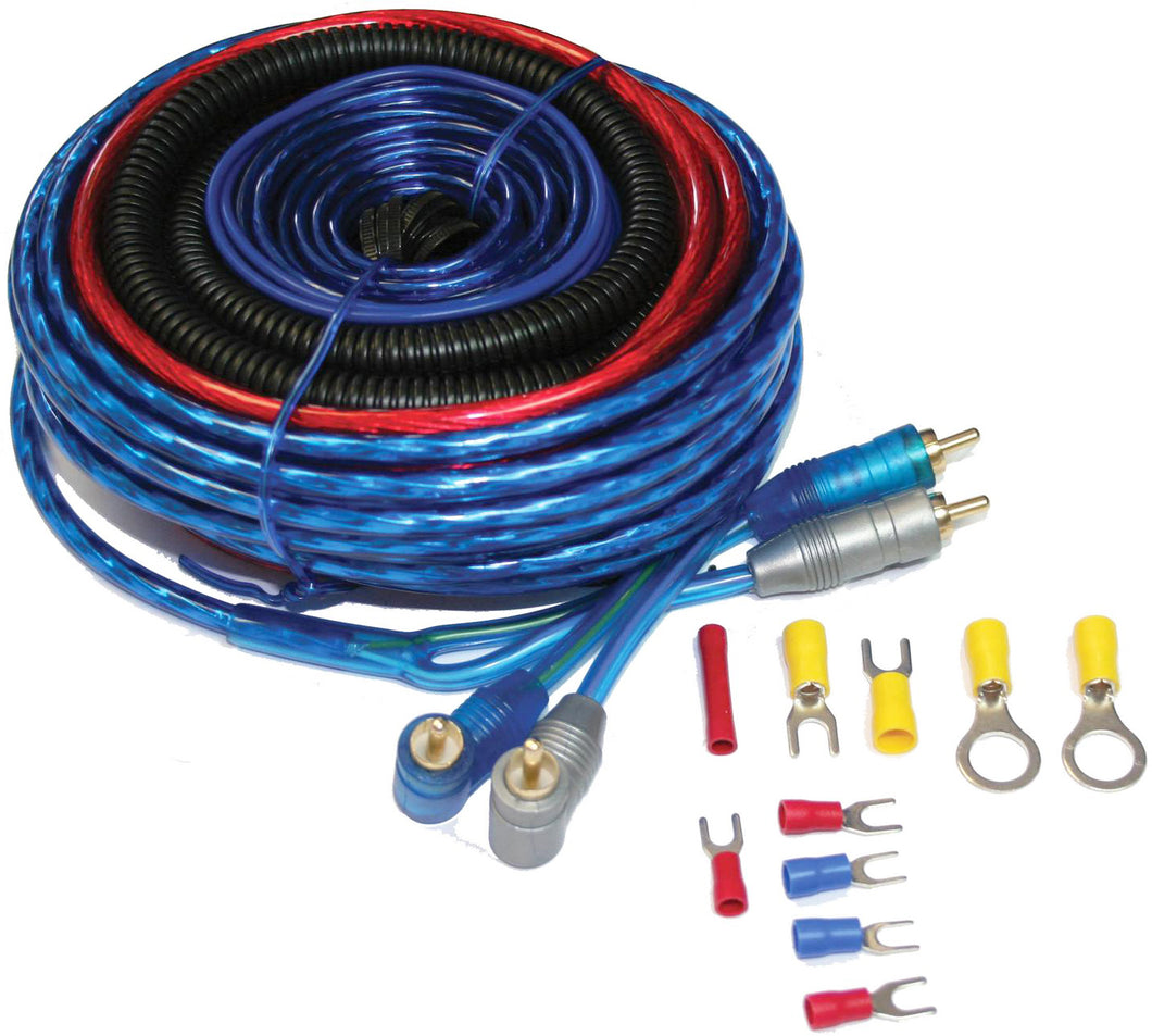 AUTOLEADS 10AWG WIRING KIT - The Grease Monkeys