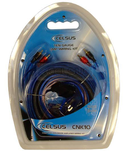 CELSUS CNK10A 10 G WIRING KIT - The Grease Monkeys