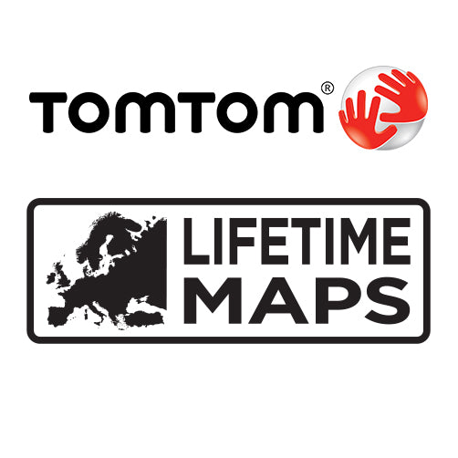 TOMTOM LIFETIME MAPS - The Grease Monkeys
