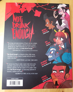 Not Drunk Enough Volume 1