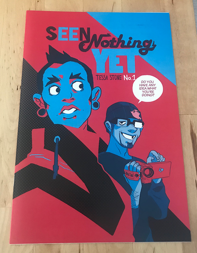 Seen Nothing Yet Book 1