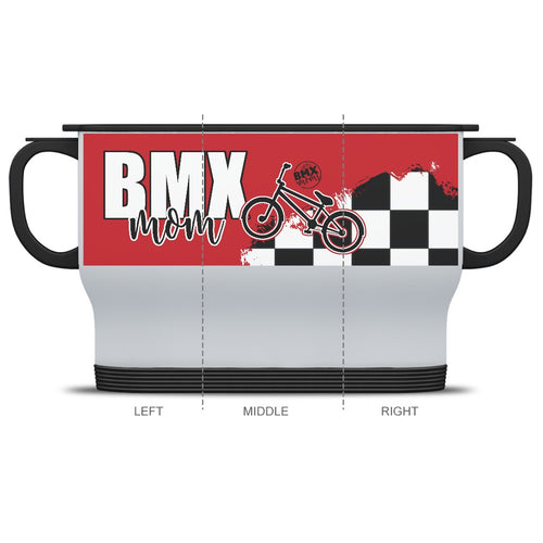BMX Mom Travel Mug