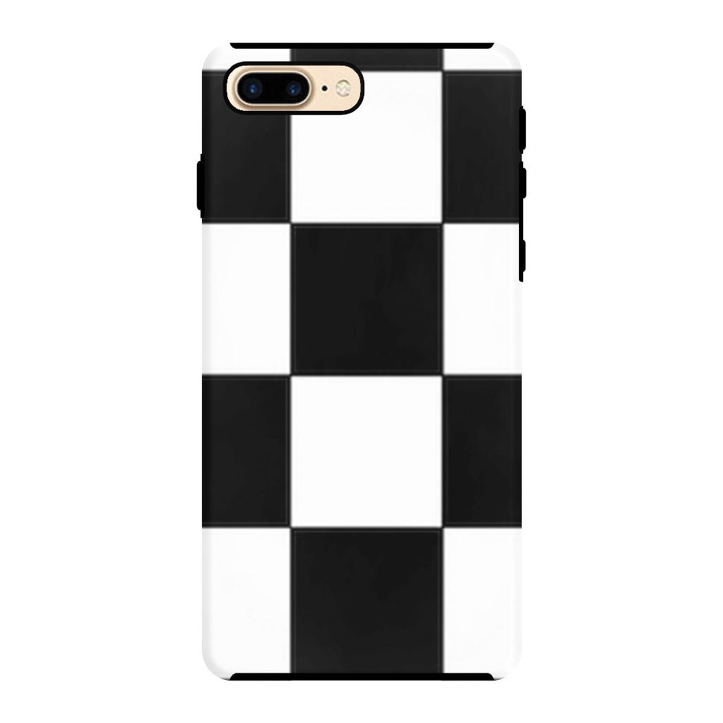 Race Flag BMX iPhone Case (6 through 8+)